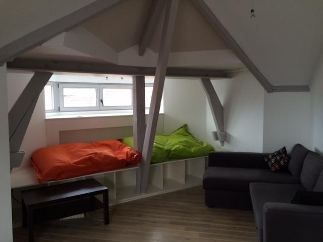 Appartement de 3façades à louerà St-Josse-Ten-Noode auprix de 900€ - (5999750)