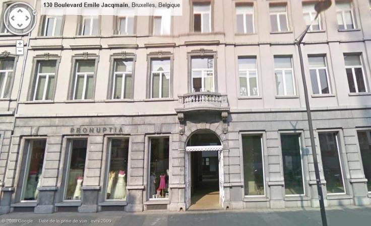 Appartement de 2façades à louerà Bruxelles villeau prix de1.100 € -(6006334)