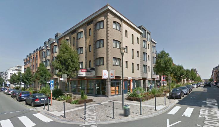 Appartement de 3façades à louerà Schaarbeek auprix de 795€ - (6014615)