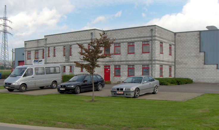 Immeuble industriel van4 gevels tehuur te Thimistervoor 32.821 €- (6014924)