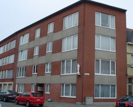 Appartement van 2gevels te huurte Merksem voor600 € -(6033551)