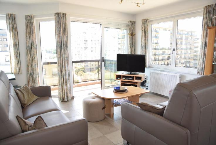 Belgique : locationde vacances -Appartement au prixde 0€ -(6034123)
