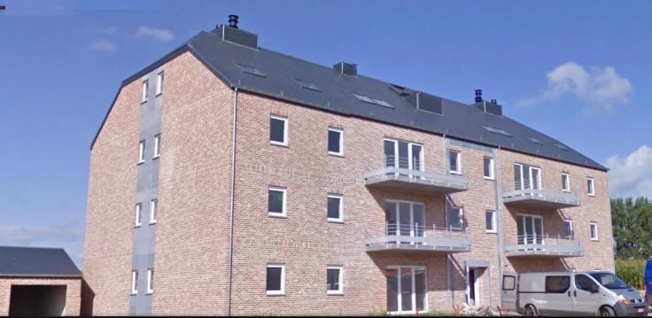 Appartement de 2façades à louerà Lobbes auprix de 800€ - (6041822)