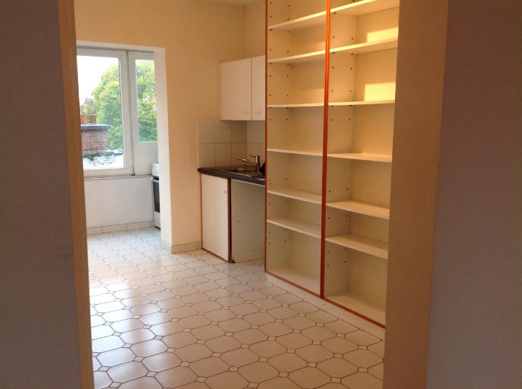 Flat/Studio van 2gevels te huurte Ixelles voor650 € -(6046131)