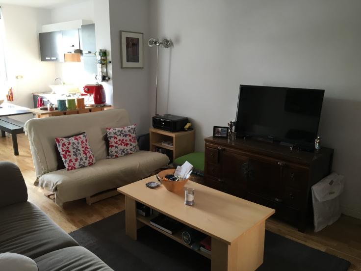 Appartement te huurte Schaerbeek voor775 € -(6054552)