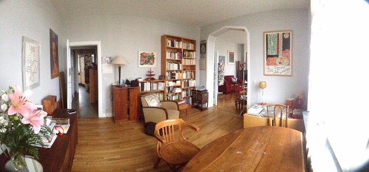 Appartement de 2façades à louerà Forest auprix de 800€ - (6074211)