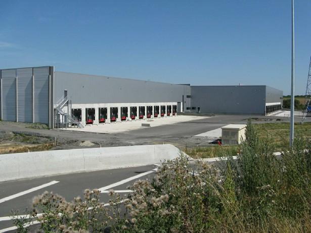 Immeuble industriel tehuur te Courcellesvoor 441.000 €- (6075074)