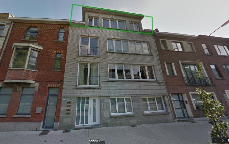 Appartement de 2façades à louerà Gentbrugge auprix de 655€ - (6082545)
