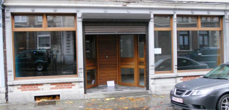 Immeuble de bureauxvan 2 gevelste huur teVerviers voor 9.000€ - (6088585)