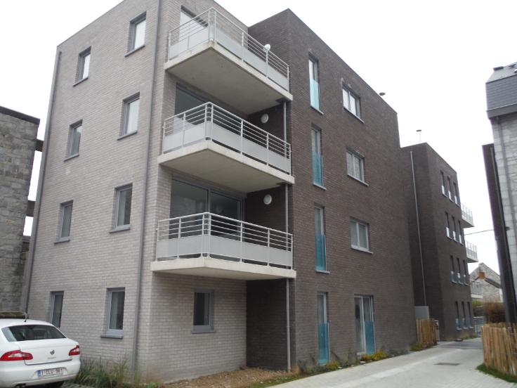 Appartement de 4façades à louerà Sclayn auprix de 650€ - (6101800)