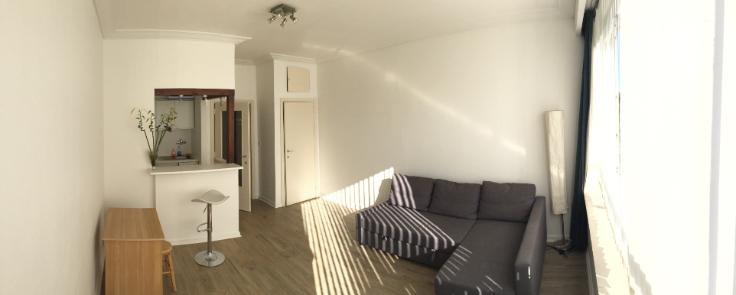 Flat/Studio van 2gevels te huurte Ixelles voor600 € -(6116397)