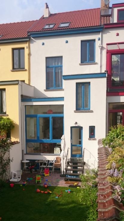 Maison van 2gevels te huurte Bruxelles villevoor 2.750 €- (6118376)