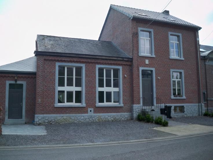 Appartement with 3frontages for rentin Hannut auprix de 625€ - (6118502)