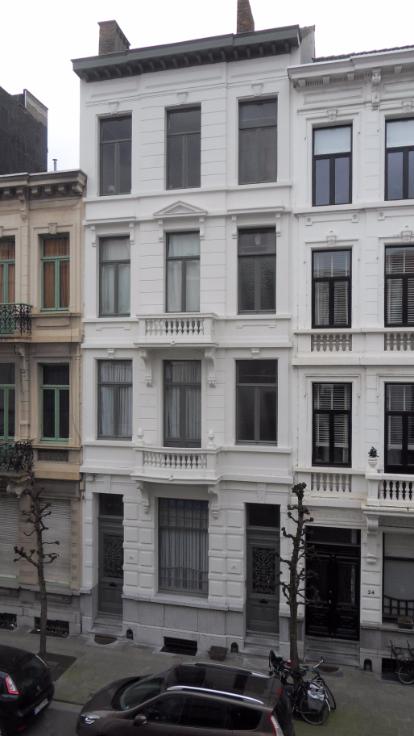 Appartement in herenhuis op het trendy zuid immoweb ref for Immoweb te huur antwerpen