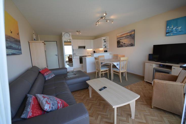 Belgique : locationde vacances -Appartement au prixde 0€ -(6127839)