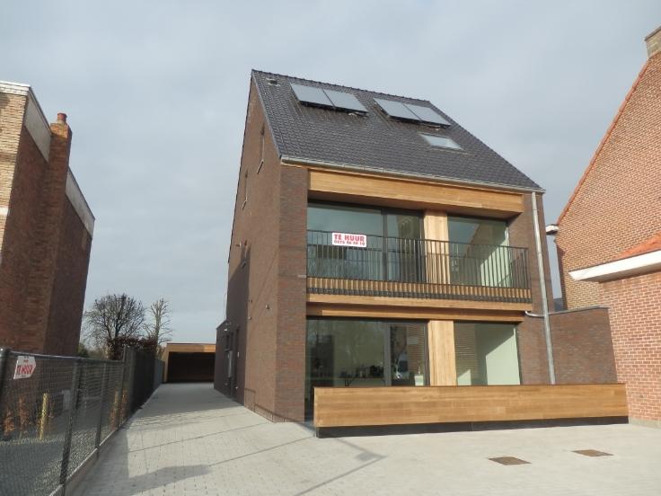 Duplex van 4gevels te huurte Evergem voor980 € -(6131589)