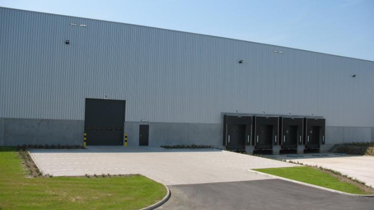 Immeuble industriel forrent in Puursau prix de185.760 € -(6143067)