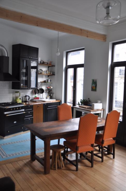 Appartement van 1gevel te huurte St-Josse-Ten-Noode voor790 € -(6143158)
