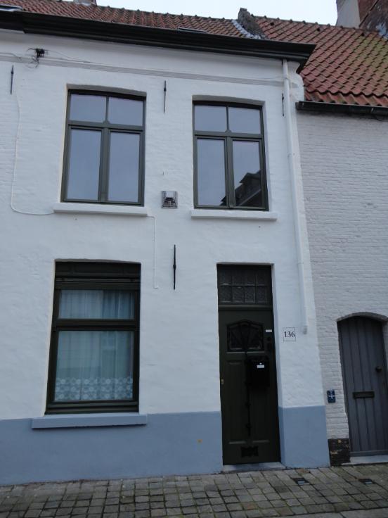Maison van 2gevels te huurte Bruges voor770 € -(6159635)