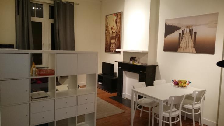 Appartement de 2façades à louerà Liège auprix de 700€ - (6165342)