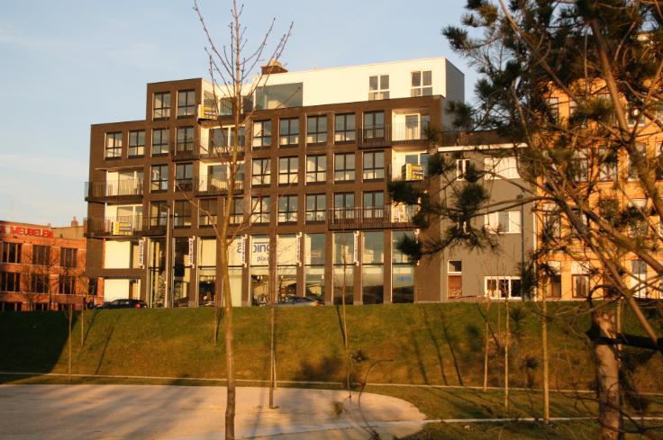 Appartement van 2gevels te huurte Anvers voor800 € -(6166452)
