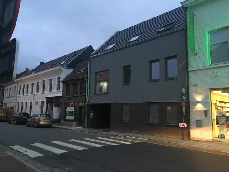 Appartement de 2façades à louerà Kluisbergen auprix de 580€ - (6197654)