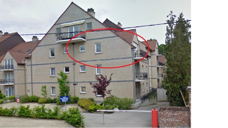 Appartement de 2façades à louerà Maisières auprix de 700€ - (6197663)