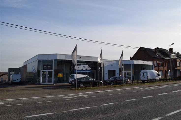 Bureaux à vendreà Halle auprix de 1.250.000€ - (6201632)
