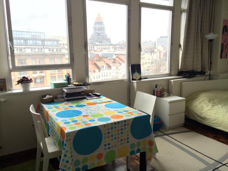 Appartement de 1façade à louerà St-Gilles auprix de 640€ - (6213342)