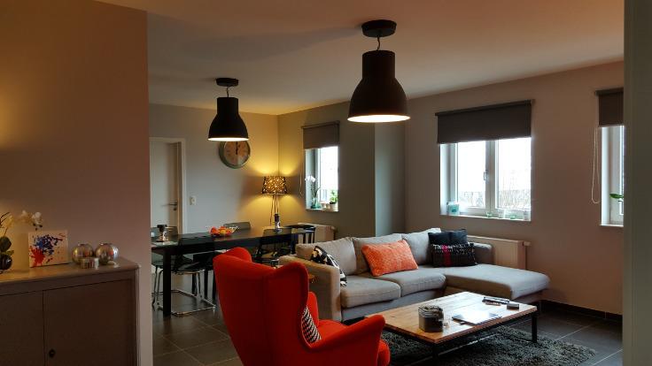 Appartement de 3façades à louerà Drogenbos auprix de 810€ - (6219255)