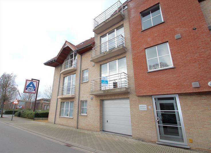 Duplex te huurte Evergem voor715 € -(6219887)