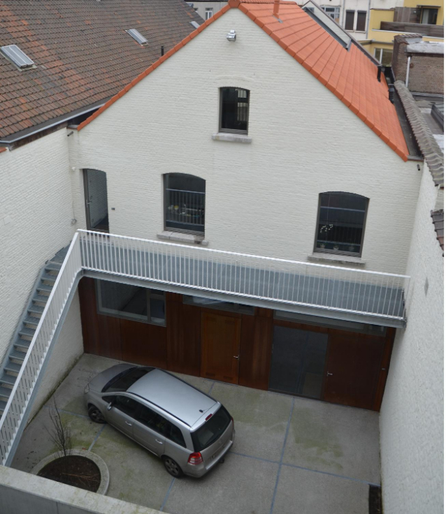 Appartement de 1façade à louerà Bruxelles villeau prix de1.000 € -(6235140)
