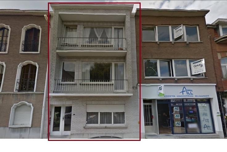 Appartement with 2frontages for rentin Groot-Bijgaarden auprix de 750€ - (6239303)