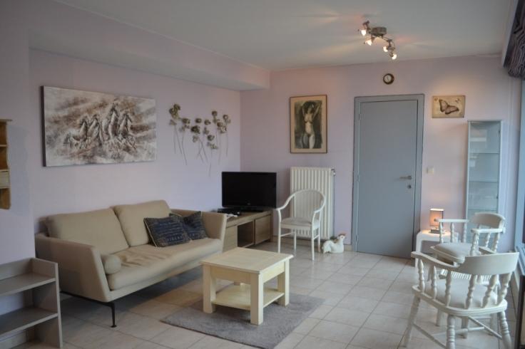 Appartement te huurte Nieuwpoort voor1.000 € -(6248258)