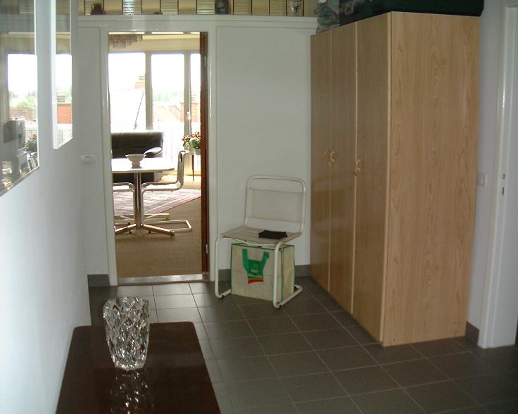 Appartement de 2façades à louerà Gand auprix de 700€ - (6253918)