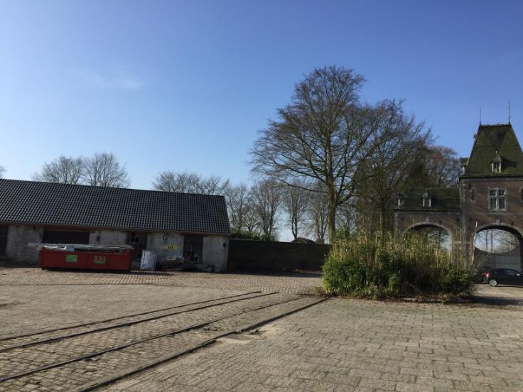 Entrepot te huurte Villers-la-Ville voor1.920 € -(6255375)