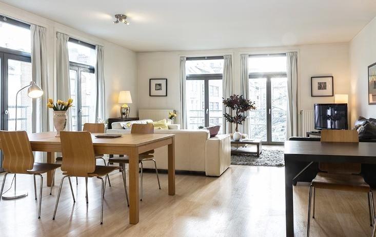 Appartement de 2façades à louerà Bruxelles villeau prix de1.050 € -(6268994)