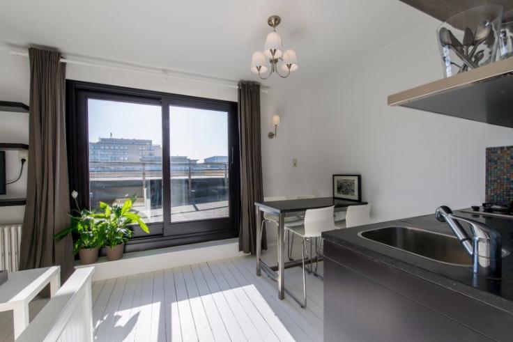 Belgique : locationde vacances -Penthouse au prixde 0€ -(6273561)