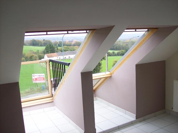 Appartement van 3gevels te huurte Mont-sur-Marchienne voor590 € -(6284338)