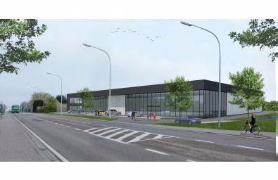 Immeuble industriel àlouer à Rumstau prix de43.800 € -(6338877)