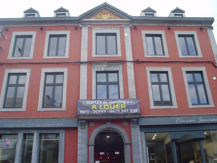 Duplex de 2façades à louerà Chênée auprix de 795€ - (6348488)
