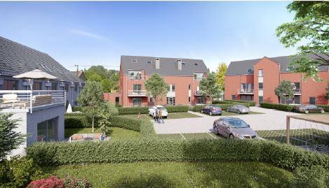 Projet immobilier tekoop te Obourgvoor 181.000 à184.000 € -(6358013)