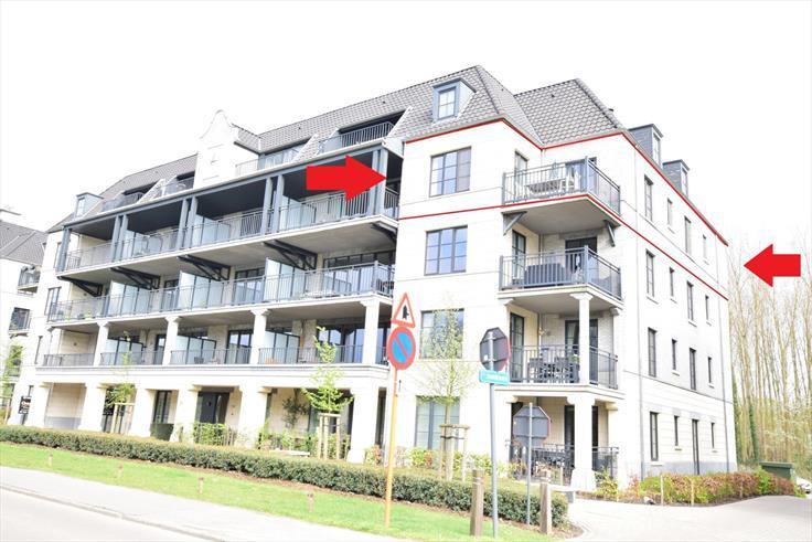 Appartement de 2façades à vendreà Halle auprix de 360.000€ - (6362266)