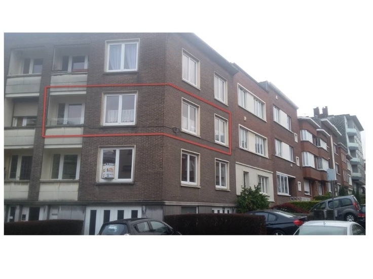 Appartement van 2gevels te huurte Charleroi voor520 € -(6366983)