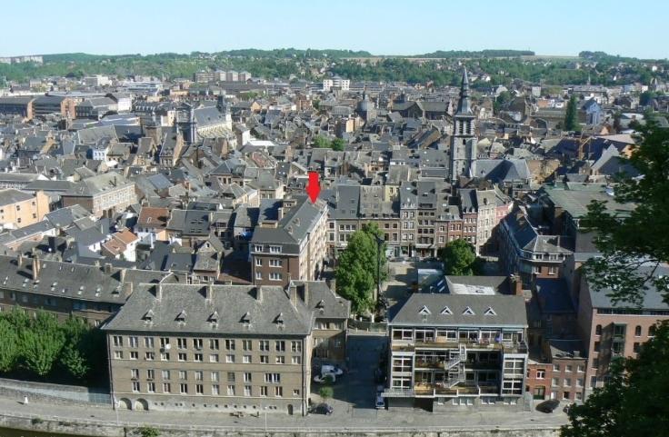 Appartement van 3gevels te huurte Namur voor660 € -(6375833)