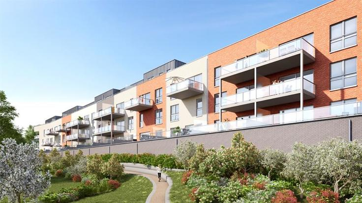 Projet immobilier with