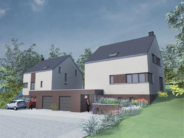 Projet immobilier van4 gevels tekoop te Theuxvoor 60.000 à284.900 € -(6377462)