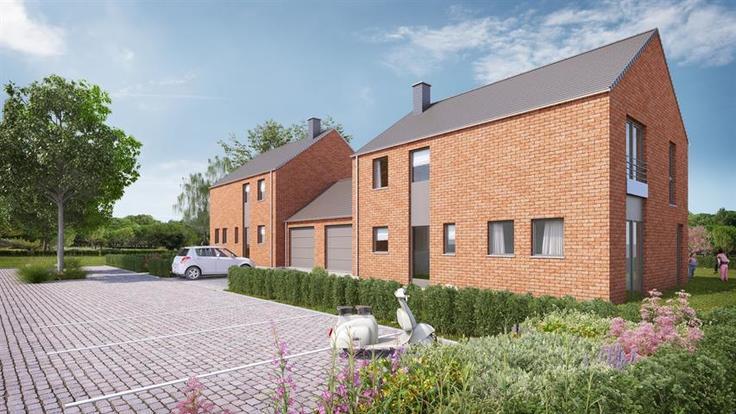 Projet immobilier van4 gevels tekoop te Marchinvoor 47.000 à256.000 € -(6377528)