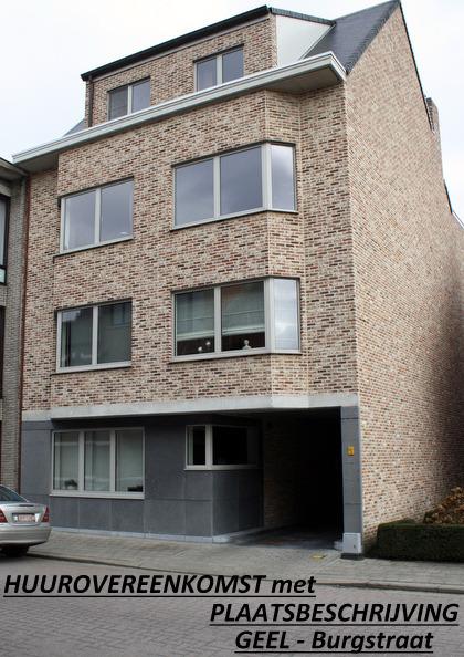 Appartement van 3gevels te huurte Geel voor595 € -(6379432)