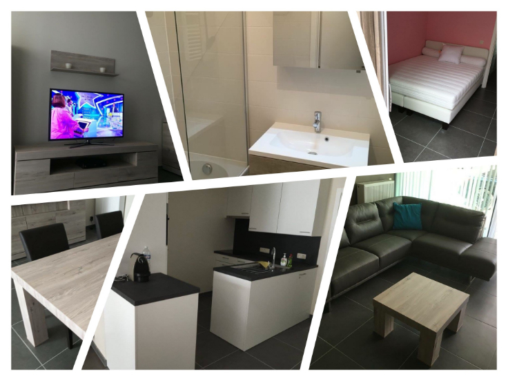 Belgique : locationde vacances -Appartement au prixde 0€ -(6380275)
